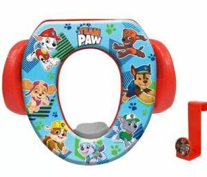 Nickelodeon PAW Patrol Toilet Training Seat Red