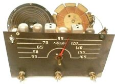 vintage AUTOMATIC RADIO CO 677 / C series:   Working CHASSIS, aerial, SPEAKER