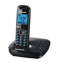 Panasonic KX-TG5521 Main Cordless Digital Phone DECT Answer Machine Black