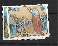 1983 MNH Vaticano airmail