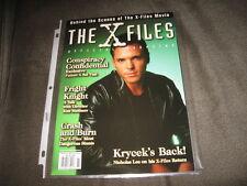 The X-Files Official Magazine Spring 1998 Movie, Krycek
