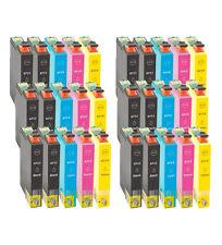 30 cartuchos gen for impresora XL Eps Stylus sx100 dx7450 dx8400 dx8450 gi711-14