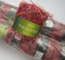 SIRDAR FILIGREE 10 x 25g BALLS. SUNSET 173. knitting - Crochet yarn.