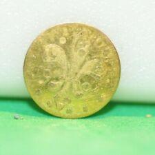 1904 Louisiana 1/2 Fractional Gold LPE