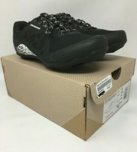 SPECIALIZED REMIX Women's Lace-Up Spin Shoes EU 37 US 6.5 UK 4 Black MSRP $100