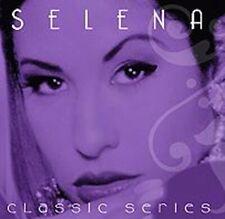 SELENA - Classic Series Vol. 4  (2007 Q-Zone) CD - New