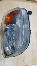 NISSAN MICRA PASSENGER SIDE HEADLIGHT 2001/2003