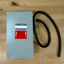 Square D PFC4004C Power Factor Correction Capacitor, 480VAC, 60Hz, 3 Poles - NEW