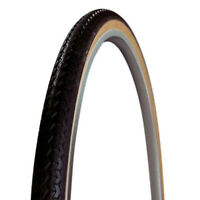 700c Bike Tubular Tyre Michelin World Tour 700x35c Tan Wall