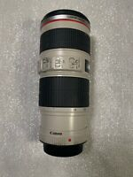 Canon Zoom Lens EF 70-200mm 1:4 L IS  USM Ultrasonic  Made in Japan