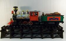 G GAUGE MODEL RAILROAD LOW BOY TRESTLE / G Scale Train Bridge /  Garden Scenery
