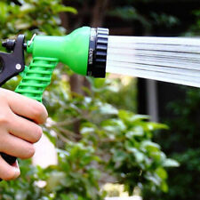 Car High Pressure Water Spray Gun Garden Adjustable Hose Nozzle Sprinkler LWG