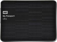 WD - 1TB My Passport Ultra - Portable Hard Drive USB 3.0 (WDBZFP0010BBK-05)™