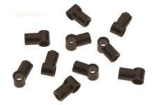 2x Achse Achse 3 Steckverbinder Stop braun/rötlich braun 24316 neu LEGO Bausteine & Bauzubehör Lego TECHNIK