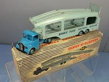 DINKY TOYS MODEL No.982 PULLMORE CAR TRANSPORTER      VN MIB