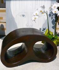 Hocker aus Holz,Sideboard, Regal, Stuhl, Tisch, Länge 65cm Deko, Möbel, Objekt