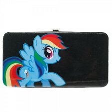 My Little Pony Rainbow Dash 20% Cooler MLP Hinge Wallet Officially Licensed
