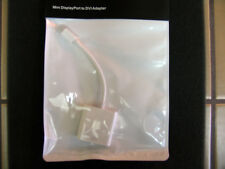APPLE MAC MINI 2011, MINI DISPLAYPORT/THUNDERBOLT TO DVI ADAPTER BRAND NEW!