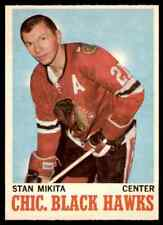 1970-71 O-PEE-CHEE STAN MIKITA MINT CHICAGO BLACKHAWKS #20 PD