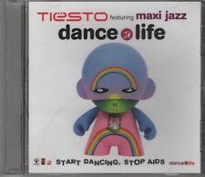 TIESTO Feat MAXI JAZZ Dance Life 5 TRACK CD NEW - NOT SEALED
