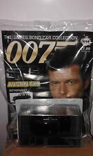 James bond car collection 114* AUSTIN & magazine  , Sealed packaging