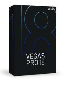Sony Vegas Pro 18 2020 Lifetime For Win