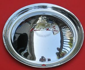 """Number three 1950-51 Nash 15"""" Wheel Cover"""
