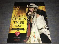 Steven Tyler Julien's Auctions November 21,2009 Aerosmith