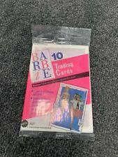 Vintage Trading Cards - Mattel - Barbie 1990 - Sealed Pack