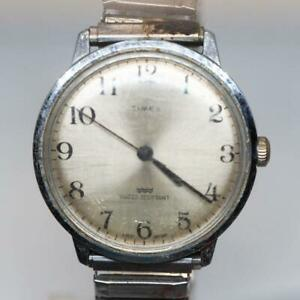 Vintage Timex Mens Mechanical Watch