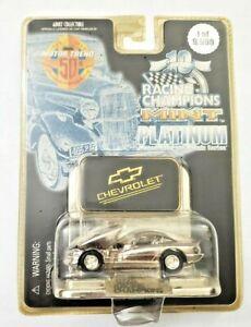Racing Champions Chevrolet Camaro MINT Platinum Motor Trend 50th Anniversary