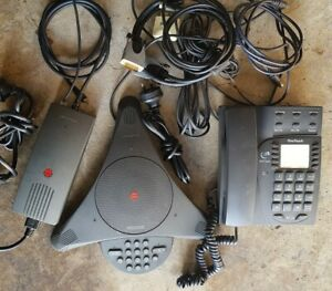 Polycom SoundStation  Conference Phone and OPTUS ONE TOUCH 250