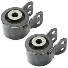 Pair Set 2 Front Lower Forward Moog Control Arm Bushings For Buick Chevrolet GMC