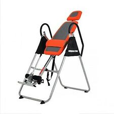 Back Pain Relief  Non Stress Inversion Gravity Table Exercise Fitness Machine