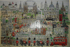 London Town Jigsaw Puzzle 1000 piece Intelligence Toy Best Gift