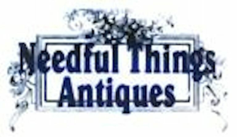 Antiques At Needful Things