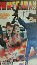CONTRABANDO EN LA RIVERA. FERNANDO ALMADA, LUIS BARBA, TORRES..... SPANISH VHS