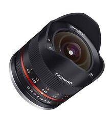Samyang objetivo 8mm f/2.8 ojo de pez (fuji)