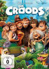 DIE CROODS - ANIMATIONSFILM   DVD NEU