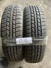 2 X 155 70 R13  75T  M+S Used 7/7mm Imperial (1941 ) Free Fitting Available