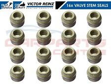 16x VALVE STEM SEAL SEALS 1.9 ASZ GENUINE VICTOR REINZ