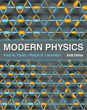 Modern Physics by Paul A. Tipler and Ralph Llewellyn (2012, Hardcover)