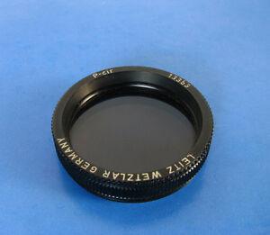 Leica  44mm 13353  P-Cir Polarizing Filter