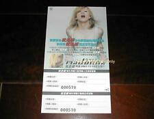 Madonna GHV2 Mega Mix 2001 Version Preorder Paper Taiwan OBI Promo CD Box