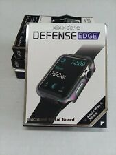 Defense Edge for Series 1, 2, 3 & Nike+ Apple Watch 38mm - Iridescent