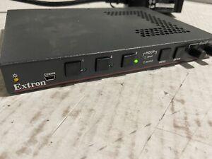 Extron DSC 301 HD Three Input Compact HDCP Video Scaler