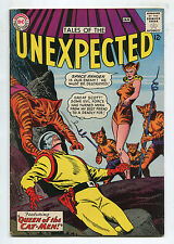 "Tales Of Unexpected #80 - ""Queen Of The Cat-Men!"" - 1964 - (Grade 7.5)"