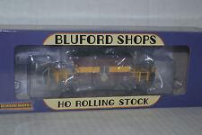 Bluford Shops 34250 Chicago Short Line Short Roof Transfer Caboose Ho Scale