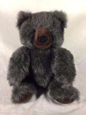 "Polar Puff 24K Special Effects Plush Stuffed Bear Item #4677 JAKE 13""sitting"