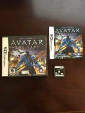 James Cameron's Avatar: The Game (Nintendo DS, 2009) - COMPLETE